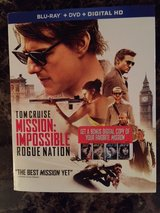 Mission Impossible Rogue Nation in Okinawa, Japan
