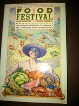 Food Festival cookbook in Spring, Texas
