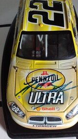 NASCAR 1/24 Scale Dicast Autograph Kurt Bush Read My Post First! in Cherry Point, North Carolina
