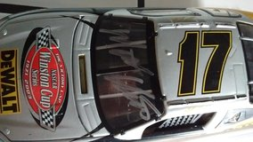 NASCAR 1/24 Scale Dicast Autographed Matt Kenseth Read My Post First! in Cherry Point, North Carolina