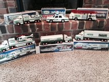 Hess Truck Series collection in Sandwich, Illinois