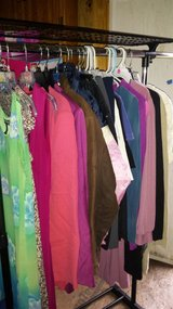 lot of 140pc. woman and men clothes-great for a reseller/consigner store.... in Wilmington, North Carolina