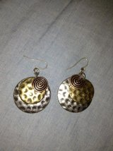 Silver Tone Earrings in Aurora, Illinois