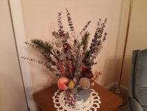 Christmas Table Centerpiece in Byron, Georgia