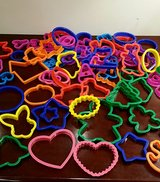 87 Pieces of Cookie Cutters in Joliet, Illinois