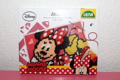 embroidery pattern Minnie Mouse * reduced* in Ramstein, Germany