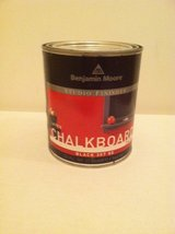 Benjamin Moore Chalkboard Paint in Plainfield, Illinois