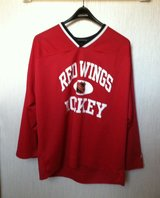 XXL Red Wings Jersey in Plainfield, Illinois