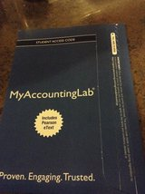 My accounting lab in Naperville, Illinois