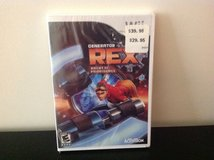 "NEW ""WII GENERATOR REX"" AGENT OF PROVIDENCE GAME in Camp Lejeune, North Carolina"