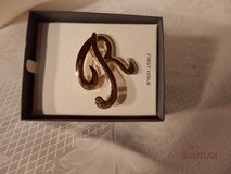 """2"""" Letter R Pin in Chicago, Illinois"""