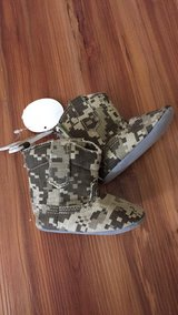 NWT Baby Camo booties / shoes in Okinawa, Japan