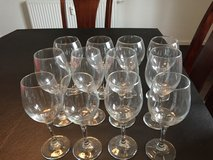 Wine Glasses, set of 12, Assorted in Stuttgart, GE