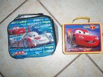 2 McQueen Lunch boxes in Stuttgart, GE