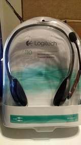 Logitech H110 headset in Fort Riley, Kansas