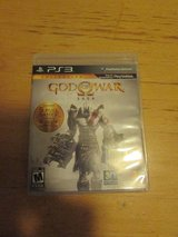 God of War for PS3 in Naperville, Illinois