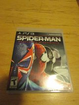 spiderman shattered dimensions for PS3 in Naperville, Illinois