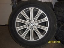 Pax Tires and Rims for 2006 Honda Odyssey Touring Minivan in Alamogordo, New Mexico