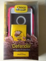 NEW~Pink Otter Defender boxes for iPhone 6 Plus in Fairfield, California