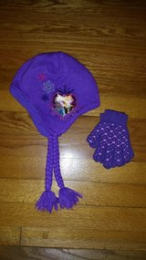 frozen hat+ gloves- size 7/8 in Wilmington, North Carolina