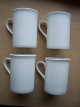 Chinaware:  4 Coffee / Tea Mugs in Ramstein, Germany