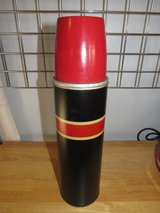 Vintage Thermos with original cork~Reduced in Yorkville, Illinois