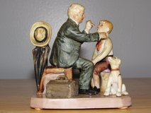 Norman Rockwell Figurine Country Doctor~Reduced in Yorkville, Illinois