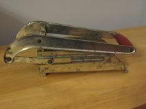 """Vintage.Ekco """"Miracle"""" French Fry Cutter~Reduced in Yorkville, Illinois"""