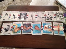 Olympic Water Sport Cards in Chicago, Illinois