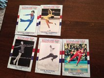 Olympic Skating Cards in Chicago, Illinois