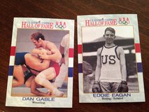 Olympic Wrestling/Boxing Cards in Chicago, Illinois
