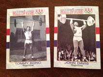 Olympic Weightlifting Cards in Chicago, Illinois