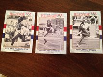 Olympic Female Athlete Cards in Chicago, Illinois