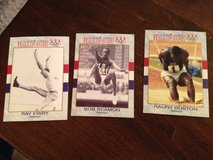 Olympic Jumping Events Cards in Chicago, Illinois