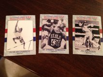 Olympic Field Events Cards in Chicago, Illinois
