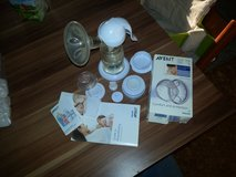 Phillips Avent breast pump and 2 breastfeeding shells in Stuttgart, GE