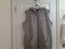 """Quincy (QU) University Basketball Sleeveless Hoodie""""NEW WITHOUT TAGS"""" in Glendale Heights, Illinois"""