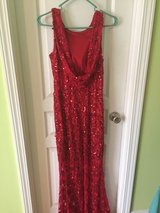 Red Prom Dress in Macon, Georgia