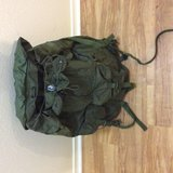 Large ALICE pack with frame in Beaufort, South Carolina