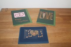 3 beautiful cards *new!* in Ramstein, Germany