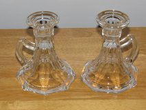 Vintage Candlesticks With Handles~Reduced in Yorkville, Illinois