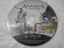PS3 Assassin's Creed III in Spring, Texas