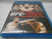 UFC Best Of 2010 Blue Ray in The Woodlands, Texas