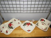 Reduced~Vintage Dishes Iva-lure by Crooksville in Aurora, Illinois