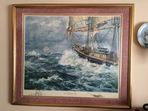 CHARLES VICKERY--ATLANTIC DEEPS-THE CUTTY SARK in Plainfield, Illinois