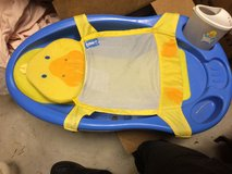 Baby duck bath tub in Eglin AFB, Florida