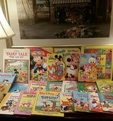 Lot of Disney's Books in Chicago, Illinois