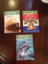 """Magic Tree House Research Guides (Fact Tracker) + """"Who Was"""" Book in Aurora, Illinois"""
