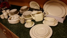 Noritake Bone China - reduced price in Fort Knox, Kentucky