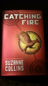 Catching Fire Book in Fort Campbell, Kentucky
